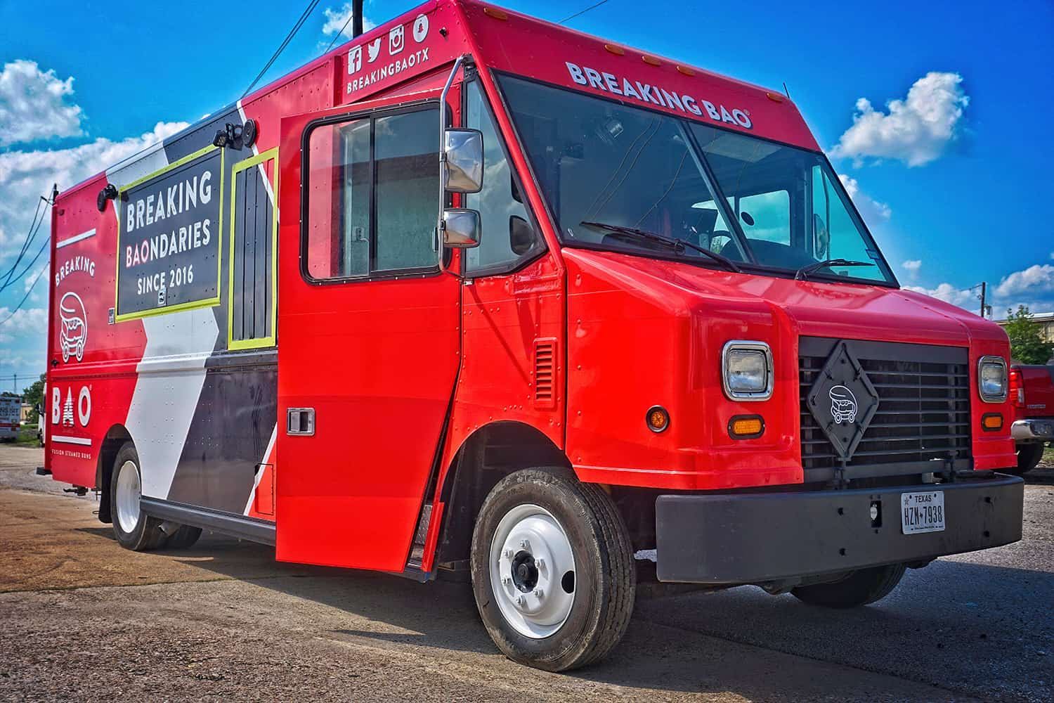 Breaking Bao Food Truck