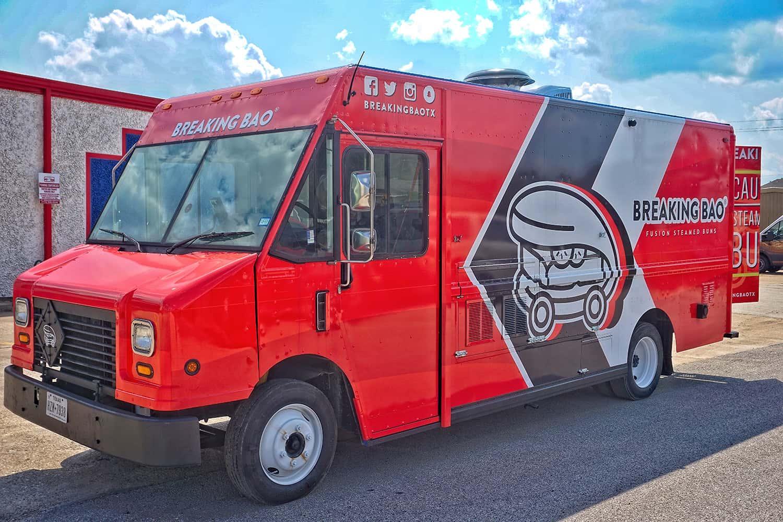 Breaking Bao Food Truck