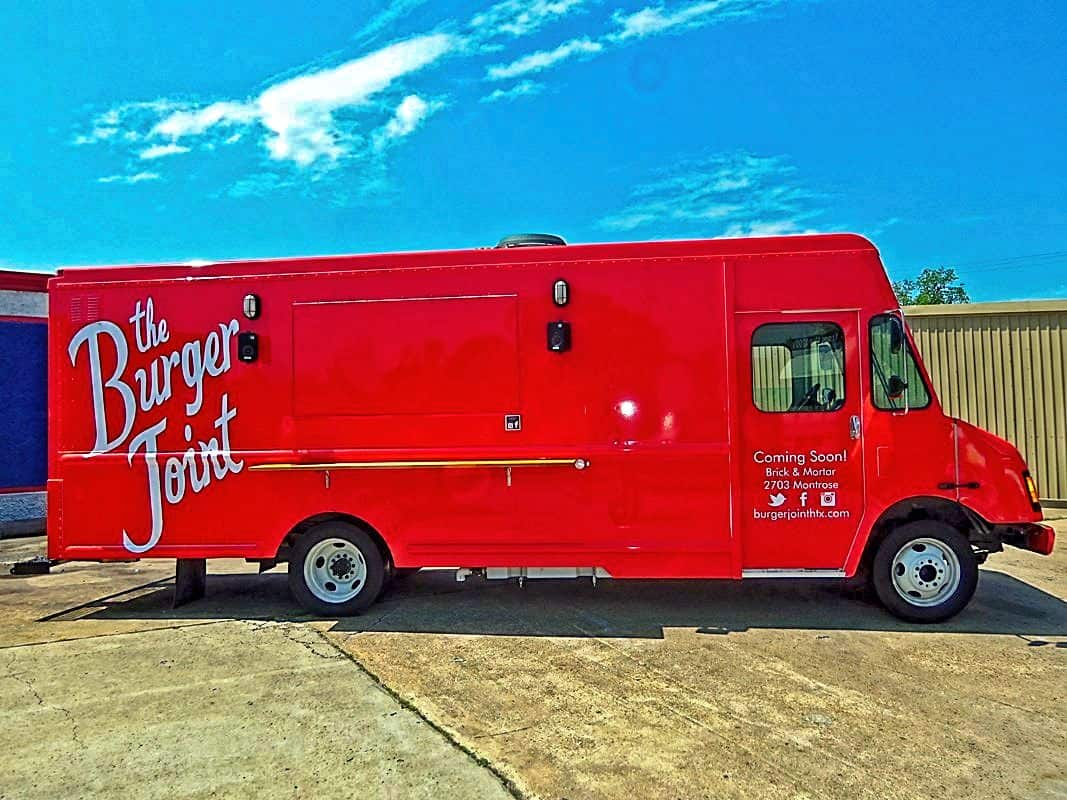 Burger Joint Food Truck