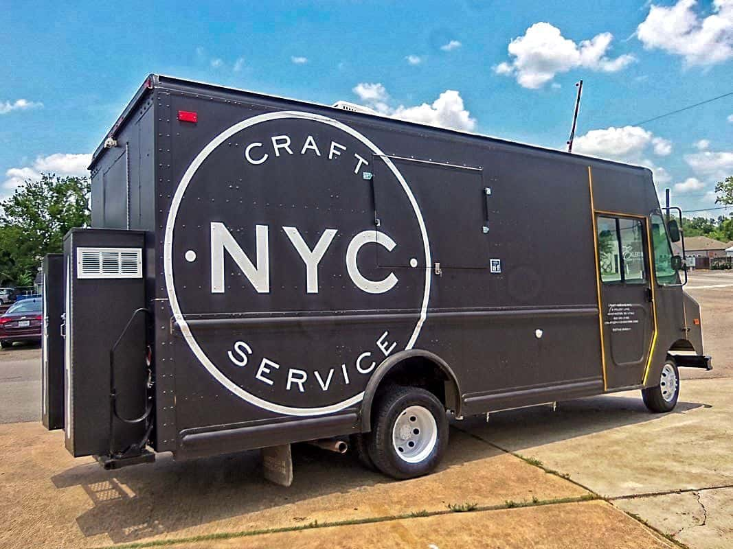 Craft Service NYC Food Truck