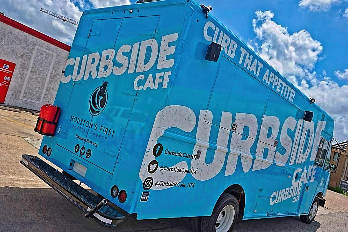 Curbside Food Truck