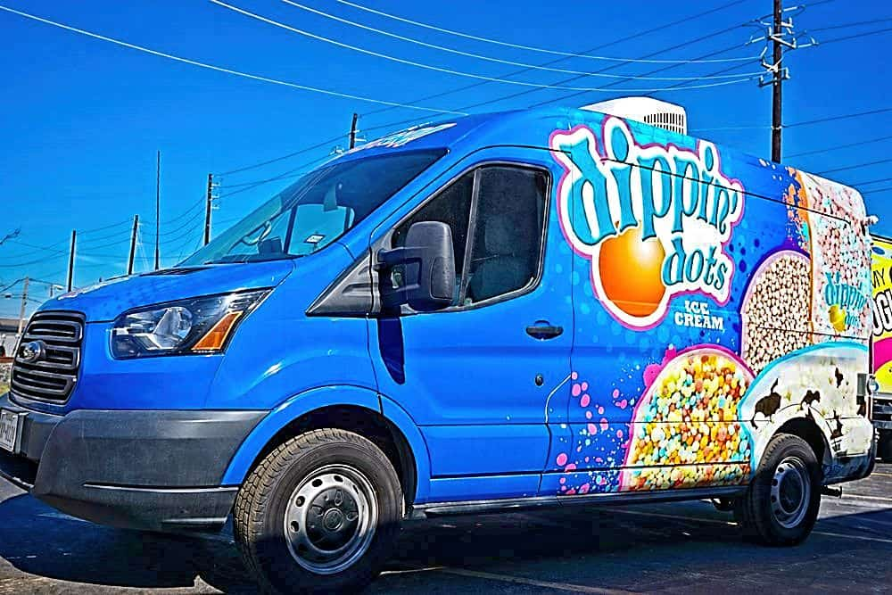 Dipping Dots Food Truck