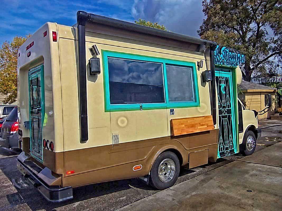 EL Tiempoe Food Truck