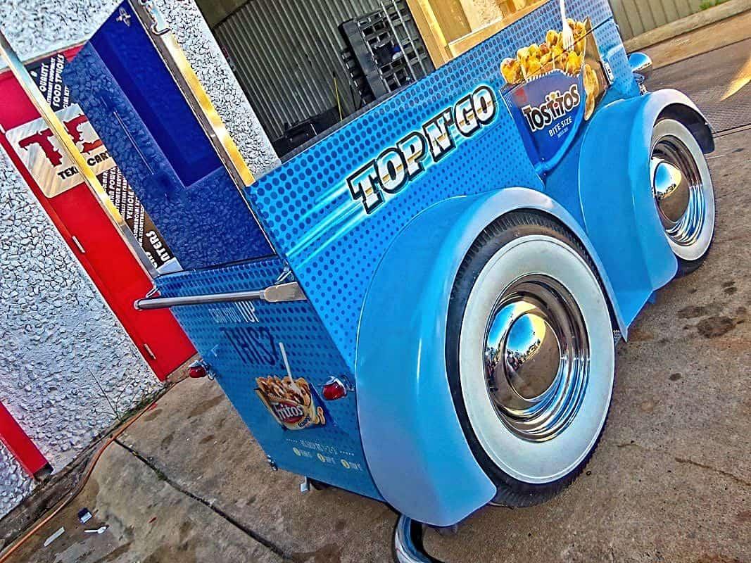 Frito Layhdr Food Truck