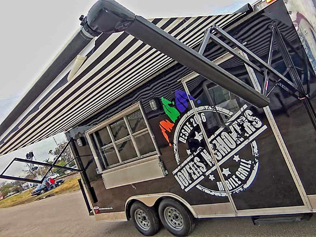 Jokers n Smokers Food Truck