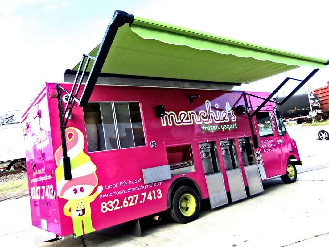 Menchies Food Truck