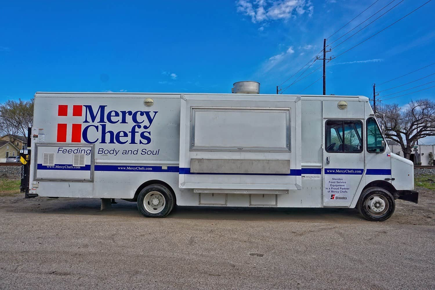 Mercy Chef Food Truck