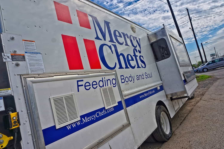 Mercy Chef Food Truck