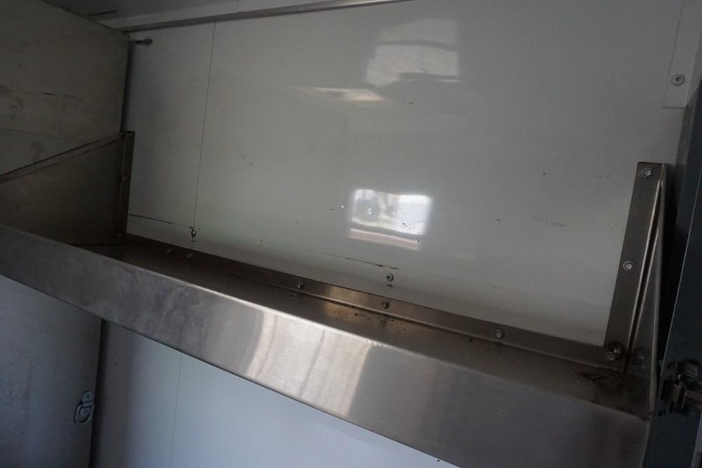 Mercy Chefs Foods Truck Interior