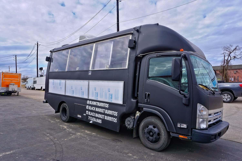 Mercy Chefs Food Truck
