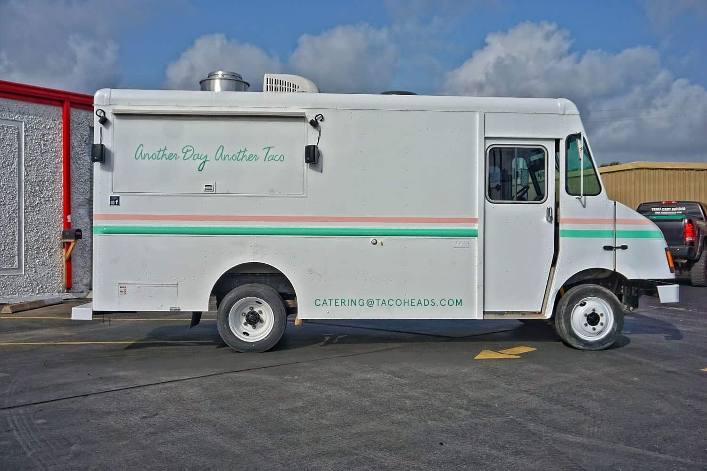Taco Heads Food Truck