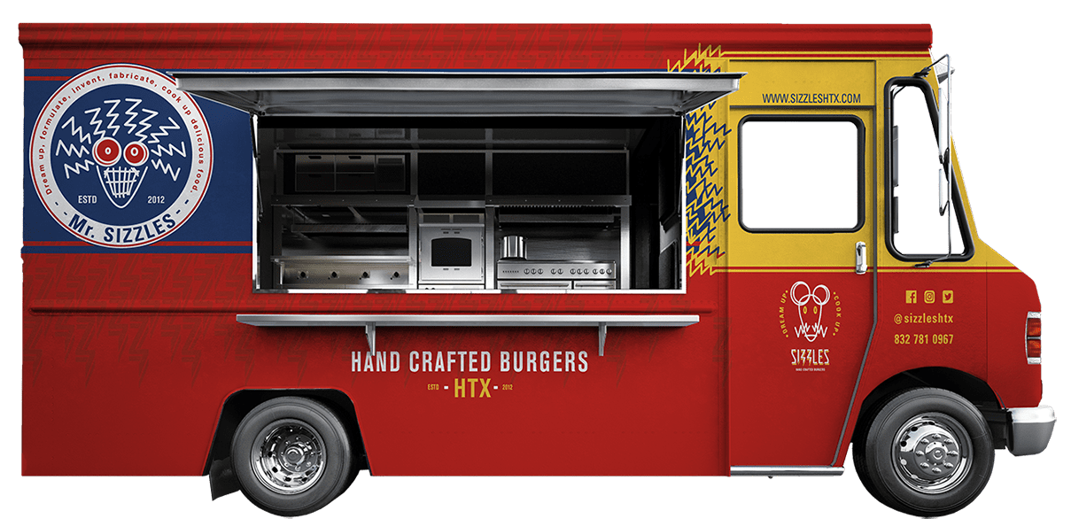 Make Your Own Custom Food Truck Business with the Help of Texas Cart Builder