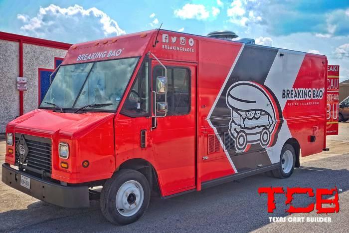 custom food truck builders