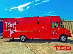 Texas Cart Builder is the Prominent Custom Food Truck Manufacturers in Texas