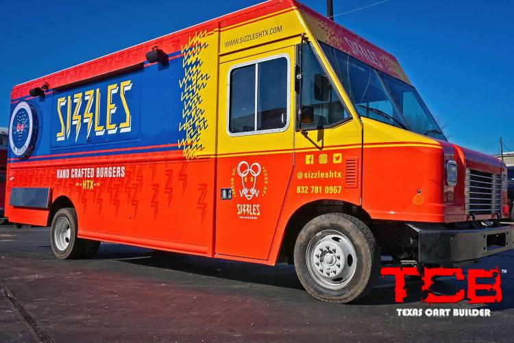 Food Trucks for Sale in Houston TX: Overcome the Challenges as a Food Truck Owner